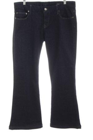 Strenesse Jeans bootcut bleu foncé style décontracté