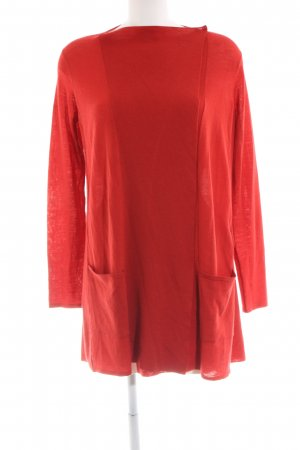 Strenesse Cardigan rot Casual-Look