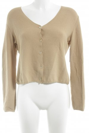Strenesse Cardigan camel Casual-Look