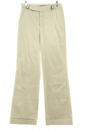Strenesse Chinohose beige Casual-Look