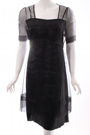 Strenesse Cocktailkleid schwarz Eleganz-Look