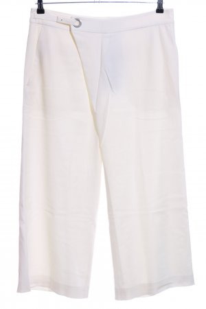 Strenesse Culottes weiß Casual-Look