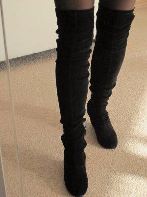 Strenesse Stivale cuissard nero