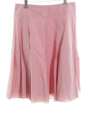 Strenesse Faltenrock pink Casual-Look