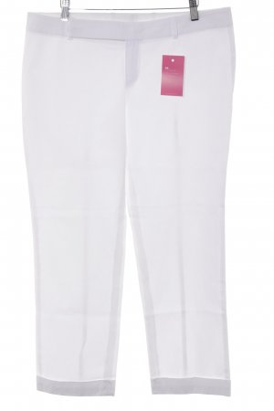 Strenesse Gabriele Strehle 3/4 Length Trousers white classic style