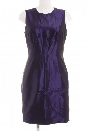 Strenesse Gabriele Strehle A-Linien Kleid dunkelviolett Elegant