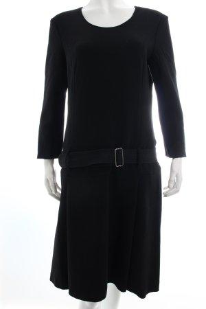 Strenesse Gabriele Strehle A-Linien Kleid schwarz Eleganz-Look