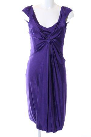 Strenesse Gabriele Strehle Abendkleid lila Elegant