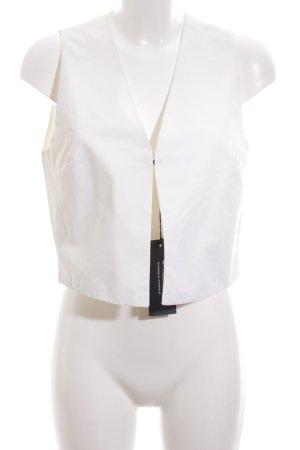 Strenesse Gabriele Strehle Waistcoat white business style