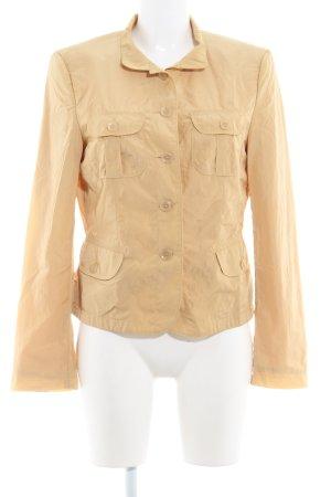 Strenesse Gabriele Strehle Blouse Jacket dark yellow casual look