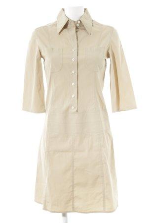 Strenesse Gabriele Strehle Blusenkleid beige Elegant