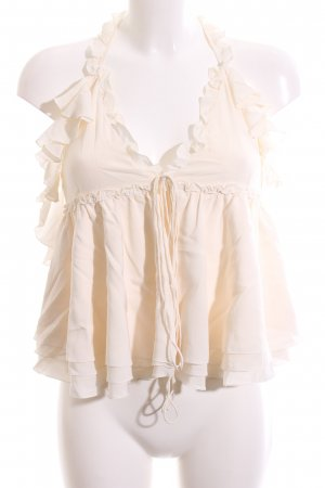 Strenesse Gabriele Strehle Blusentop creme Casual-Look