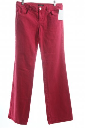 Strenesse Gabriele Strehle Boot Cut Jeans magenta Casual-Look