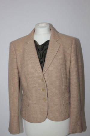 STRENESSE GABRIELE STREHLE Business-Look aus Schurwolle Gr DE42/M beige