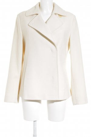 Strenesse Gabriele Strehle Pea Jacket cream classic style