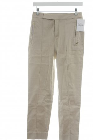Strenesse Gabriele Strehle Pantalone chino crema stile classico