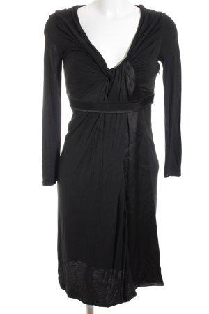 Strenesse Gabriele Strehle Cocktailkleid schwarz klassischer Stil