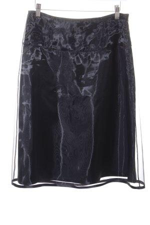 Strenesse Gabriele Strehle Glockenrock schwarz Elegant