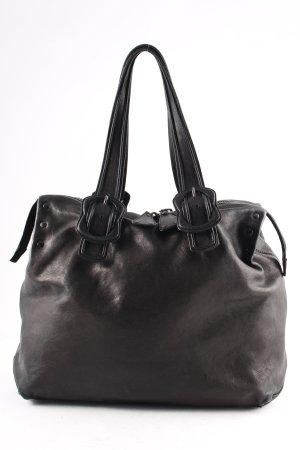 Strenesse Gabriele Strehle Handtasche schwarz Casual-Look