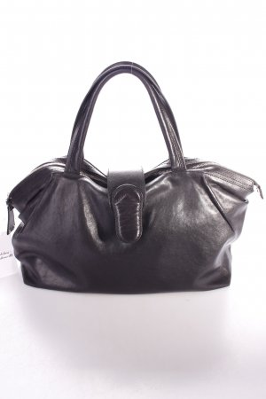 Strenesse Gabriele Strehle Carry Bag black embossed logo