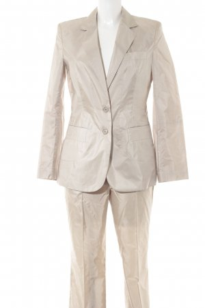 Strenesse Gabriele Strehle Trouser Suit cream business style