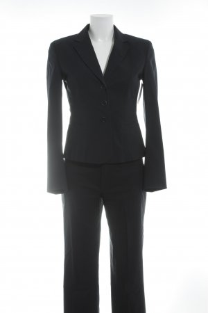 Strenesse Gabriele Strehle Trouser Suit dark blue business style