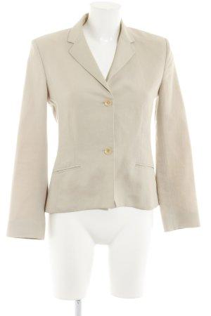 Strenesse Gabriele Strehle Kurz-Blazer beige Business-Look