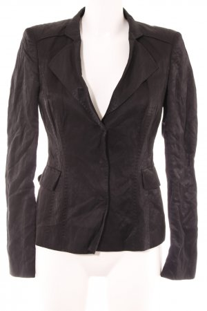 Strenesse Gabriele Strehle Blazer long noir style extravagant