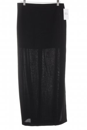 Strenesse Gabriele Strehle Maxi Skirt black elegant