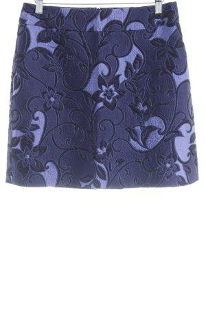 Strenesse Gabriele Strehle Minirock florales Muster Elegant