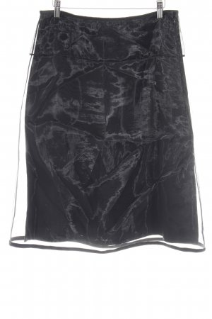 Strenesse Gabriele Strehle Minirock schwarz Elegant