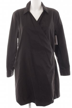Strenesse Gabriele Strehle Raincoat black simple style