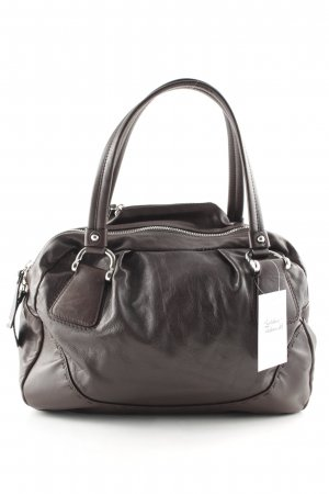 Strenesse Gabriele Strehle Schultertasche dunkelbraun Casual-Look