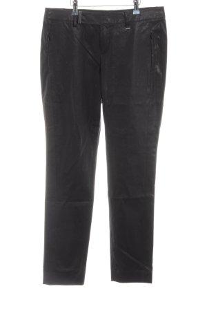 Strenesse Gabriele Strehle Skinny Jeans schwarz Business-Look