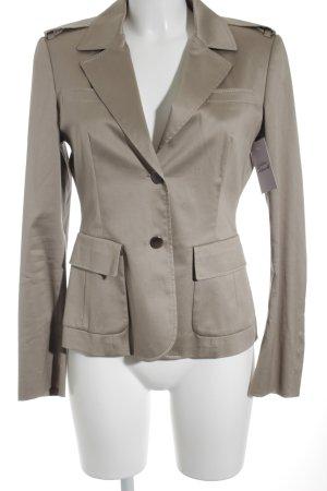 Strenesse Gabriele Strehle Smoking-Blazer beige Business-Look