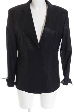 Strenesse Gabriele Strehle Blazer de esmoquin azul oscuro estilo «business»