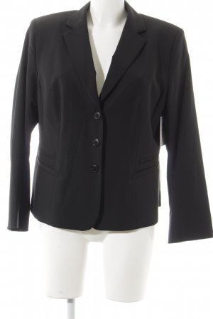 Strenesse Gabriele Strehle Smoking-Blazer schwarz Business-Look