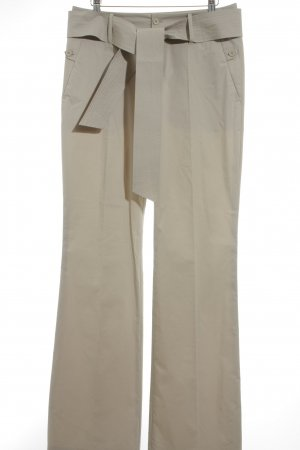 Strenesse Gabriele Strehle Stoffhose beige Casual-Look