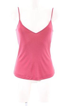 Strenesse Gabriele Strehle Top lavorato a maglia rosa stile casual