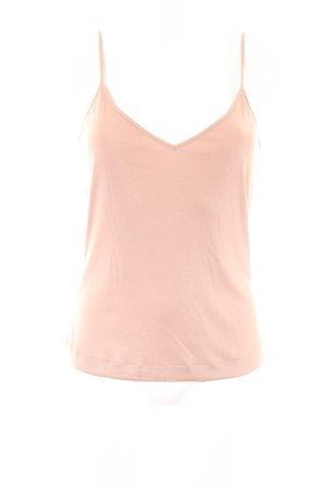 Strenesse Gabriele Strehle Haut tricotés rose chair style décontracté