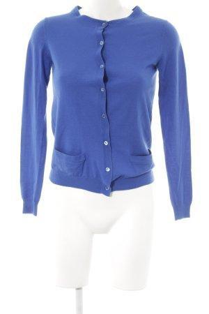 Strenesse Gabriele Strehle Gebreid vest blauw casual uitstraling
