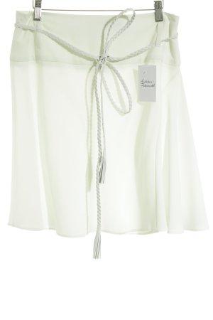 Strenesse Gabriele Strehle Tellerrock hellbeige-blassgrün Elegant