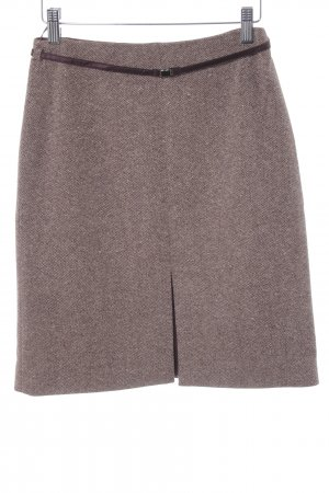Strenesse Gabriele Strehle Wool Skirt multicolored business style