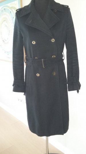 STRENESSE gefütterter Trenchcoat 100%Baumwolle made in Germany