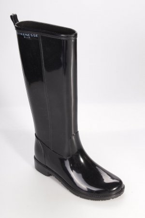 Strenesse Rubber Boots Black