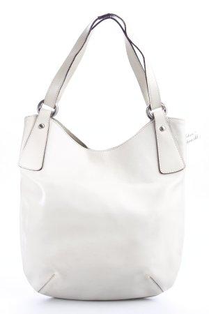 Strenesse Handtasche hellbeige schlichter Stil