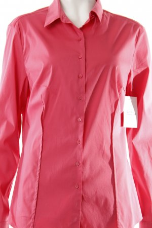 Strenesse Hemd-Bluse magenta Business-Look