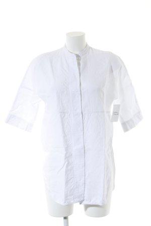 Strenesse Hemd-Bluse weiß Elegant