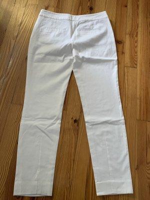 Strenesse Pantalón tobillero blanco