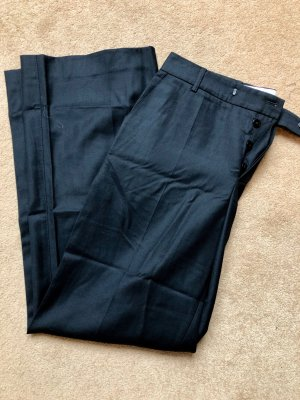 Strenesse Low-Rise Trousers black
